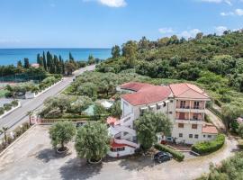 Hotel Cylentos, hotell i Santa Marina