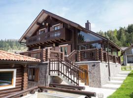 Luksuzna kuća za odmor RINA, hotel in Fužine
