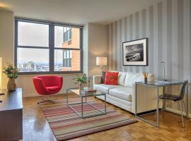 Furnished Quarters at Grove Pointe, apartment in Jersey City