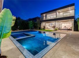 Martel Villa, hotel with pools in Los Angeles