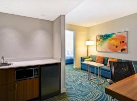 SpringHill Suites by Marriott Baltimore BWI Airport, hotel near Baltimore - Washington International Airport - BWI, Linthicum Heights