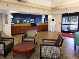 Hampton Inn Cocoa Beach, hotel near Port Canaveral, Cocoa Beach