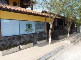 Pousada Paraguaya, accessible hotel in Angra dos Reis
