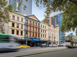 Best Western Melbourne City, hotel near Southern Cross Station, Melbourne