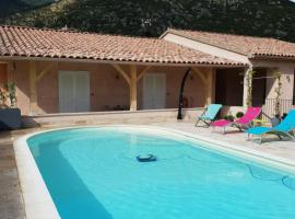 Chambre d'hôtes Mantei, vacation rental in Castirla