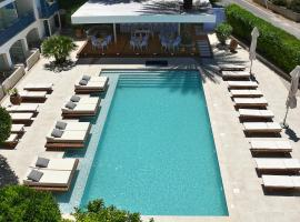 Danae Hotel, hotel din Aegina