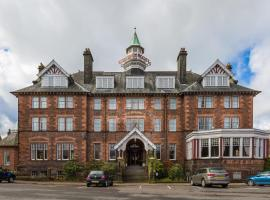 Best Western Station Hotel, hotel in Dumfries