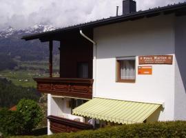 Haus Marion, hotel in Jerzens