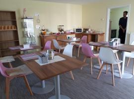 Guest House Tara, hotel v Moravskih Toplicah