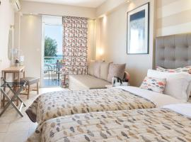 Georgalas Sun Beach Resort, hotel a Nea Kalikratia