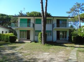 Casa Mecchia, hotel v Lignanu Sabbiadoru