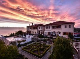 Lagou Raxi Country Hotel, hotel in Lafkos
