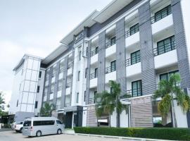 Baan Phor Phan Hotel โรงแรมในขอนแก่น