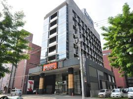 アパホテル TKP札幌駅北口 EXCELLENT、札幌市にある札幌駅の周辺ホテル