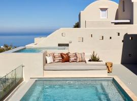 North Luxury Villas, cottage in Pyrgos