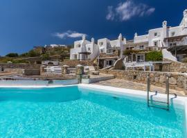 Seablue Villas, hotel near Armenistis Lighthouse, Houlakia