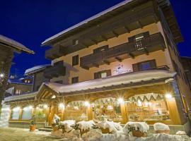 Albergo Alpenrose, hotel in Livigno