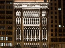 Chicago Athletic Association, part of Hyatt, hotel in Chicago