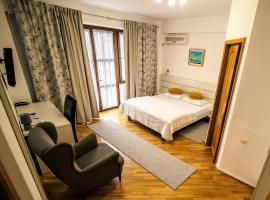 Vila Belvedere, hotel in Galaţi