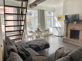 Luxury Suites Cathedral, hotel in Antwerp