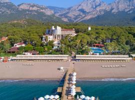 Seven Seas Hotel Life - Ultra All Inclusive & Kids Concept -Ex Otium Hotel Life-, отель в Кеме