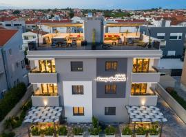 Luxury Majpruz Suites, hotel near Visnjik Sport Center, Zadar