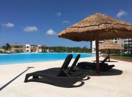 El Eden en Cancun incluye lancha, apartment in Cancún