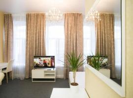 Горький Отель, отель в Нижнем Новгороде