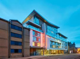 Hilton Garden Inn Aberdeen City Centre, hotel en Aberdeen
