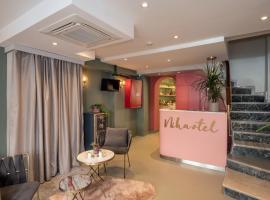 Nika otel & cafe, отель в Стамбуле, в районе Фатих