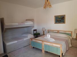 S'Apposentu ( La Camera), guest house in Villasimius