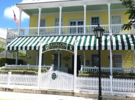Avalon Bed and Breakfast, boutique hotel in Key West