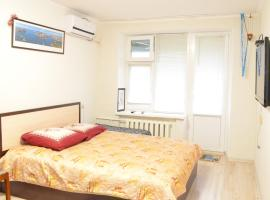 Appartments on Iskry street two-rooms, hotel near Babushkinskaya Metro Station, Moscow