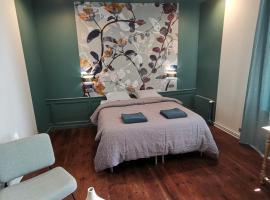 Manoir des Carreaux Chambres d'hôtes, B&B/chambre d'hôtes à Ingouville