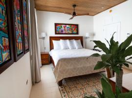 Casa Wilson Inn, accessible hotel in San Juan