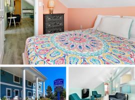 Commander Beach House Hotel, hotel near Ocean City Boardwalk, Ocean City