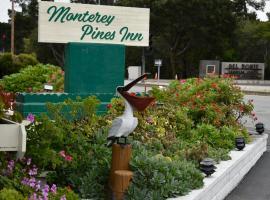 Monterey Pines Inn, hotel in Monterey