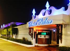 Motel Colonial Palace (Adults Only), love hotel in Sao Paulo