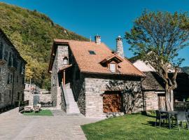 Casa Rural Monte Perdido, casa rural en Sarvisé
