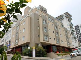 Quo Quality Hotel, hotel in Manizales