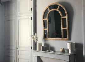 Le Compostelle Chic, Charme, Confort, Cocooning 80 m², appartement à Saint-Léonard-de-Noblat