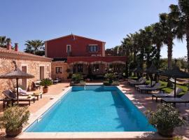 Villa Sampoli - Adults Only, hotel in Llucmajor