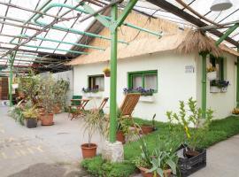 Rastlinky.sk Greenhouse Guestrooms, hotel  v blízkosti letiska Letisko M. R. Štefánika Bratislava - BTS