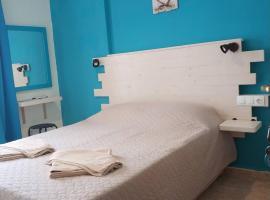 Sokaki rooms, romantic hotel in Skiathos