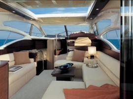 NIGHT ON BOARD - 2 Rooms + 2 WC + Wifi + TV, boat in Vila Nova de Gaia
