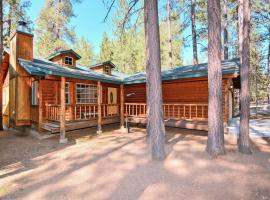 Mcwhinney The Pooh's Den, villa in Big Bear Lake