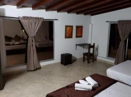Gemas San Joaquin 1, hotel en Medellín
