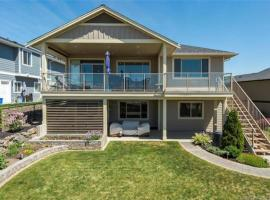 Vernon Home With True Okanagan Lifestyle, hébergement à Vernon