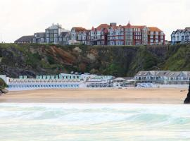 Best Western Hotel Bristol, hotel with pools in Newquay