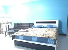ห้องพักรายวัน เมืองทองธานี คุณแดน โรงแรมในนนทบุรี